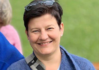 Familientrainerin Claudia Umschaden