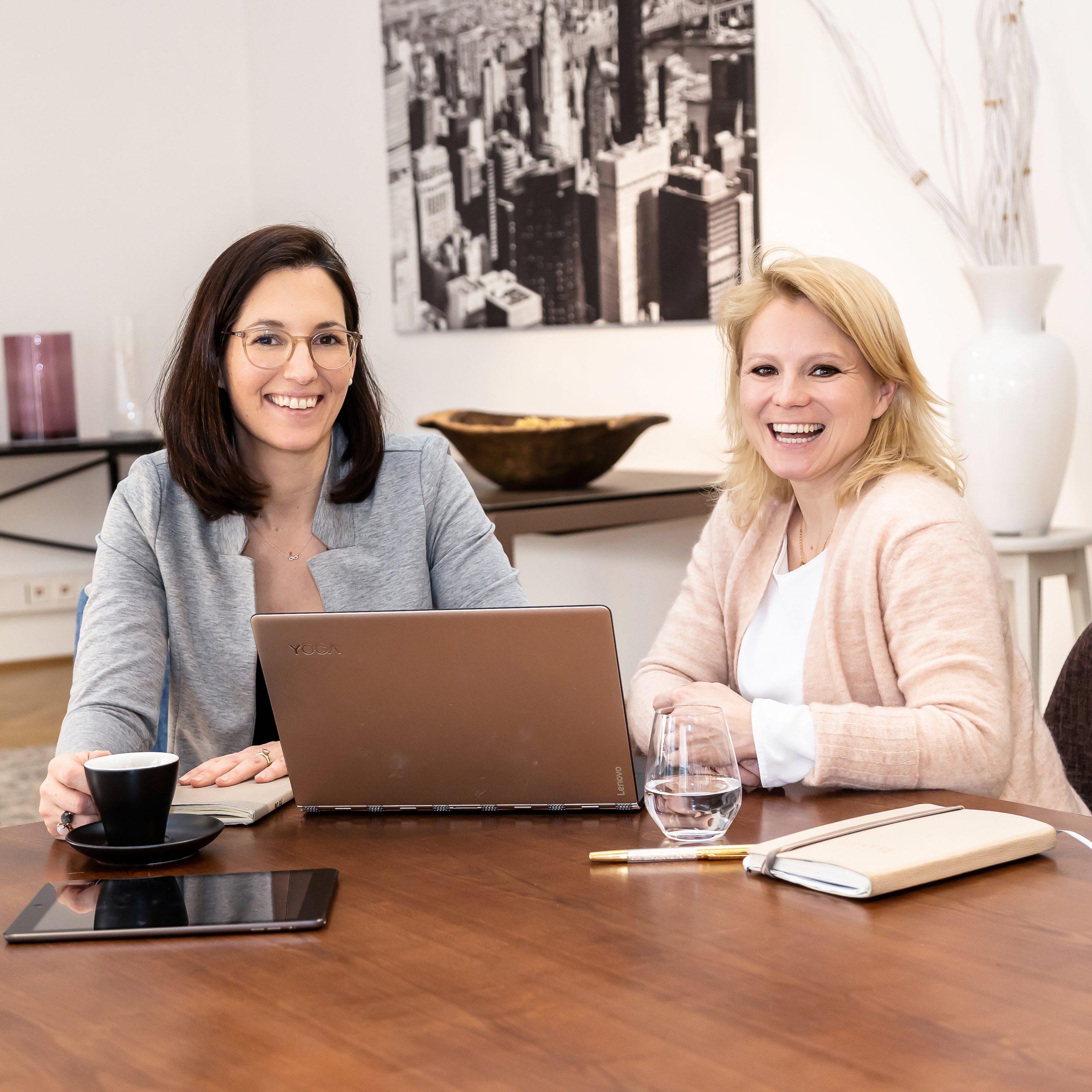 balanceUP GmbH - Lisi Molzbichler & Ruth Gabler-Schachermayr